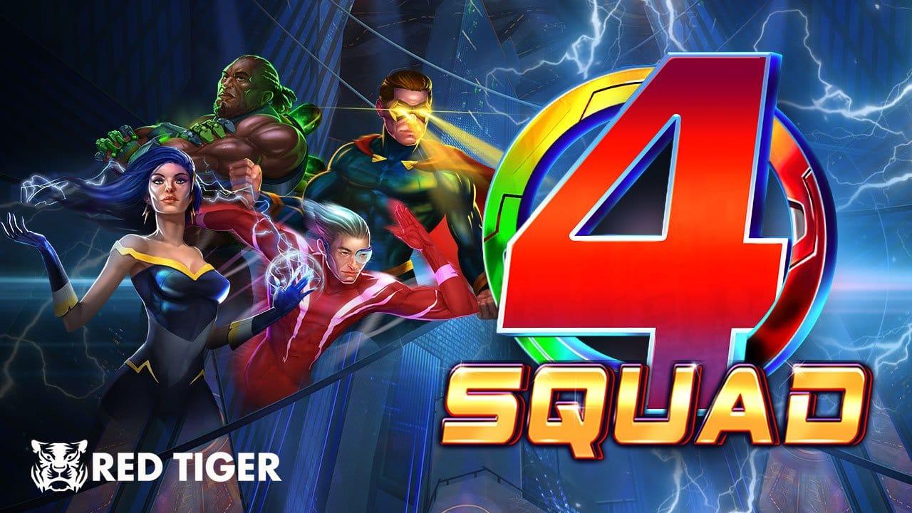 4 Squad Slots Mega Reel