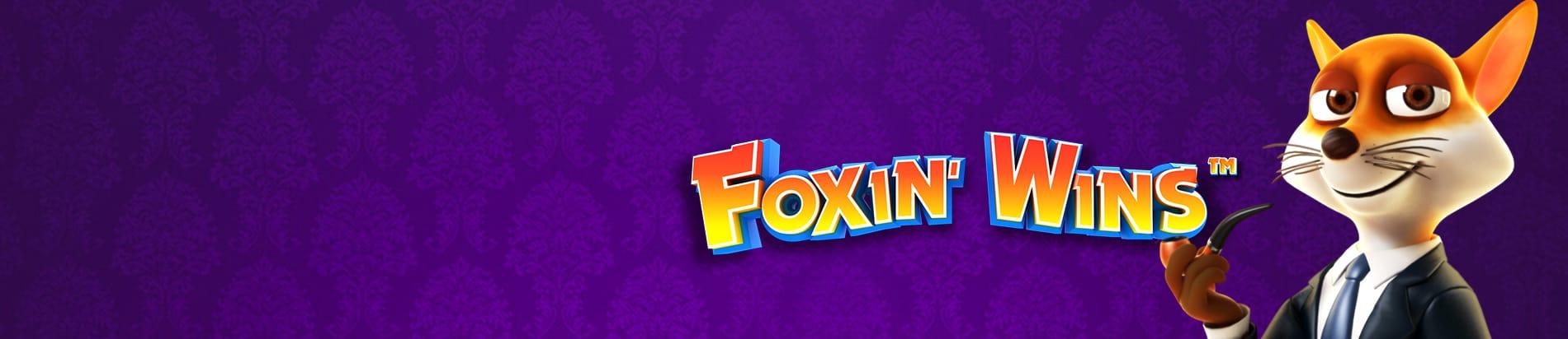 Foxin' Wins Slots Mega Reel