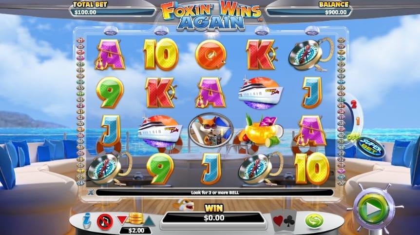 Foxin' Wins Again Free Slots