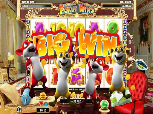 Foxin' Wins Free Slots Uk