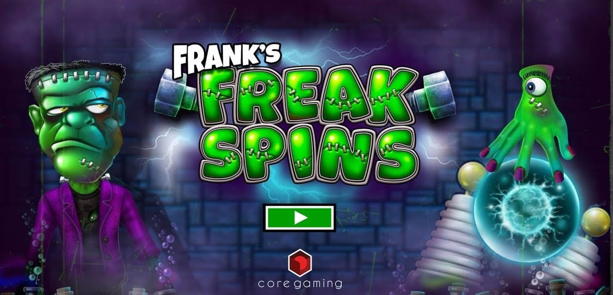 Frank's Freak Spins Slots Mega Reel