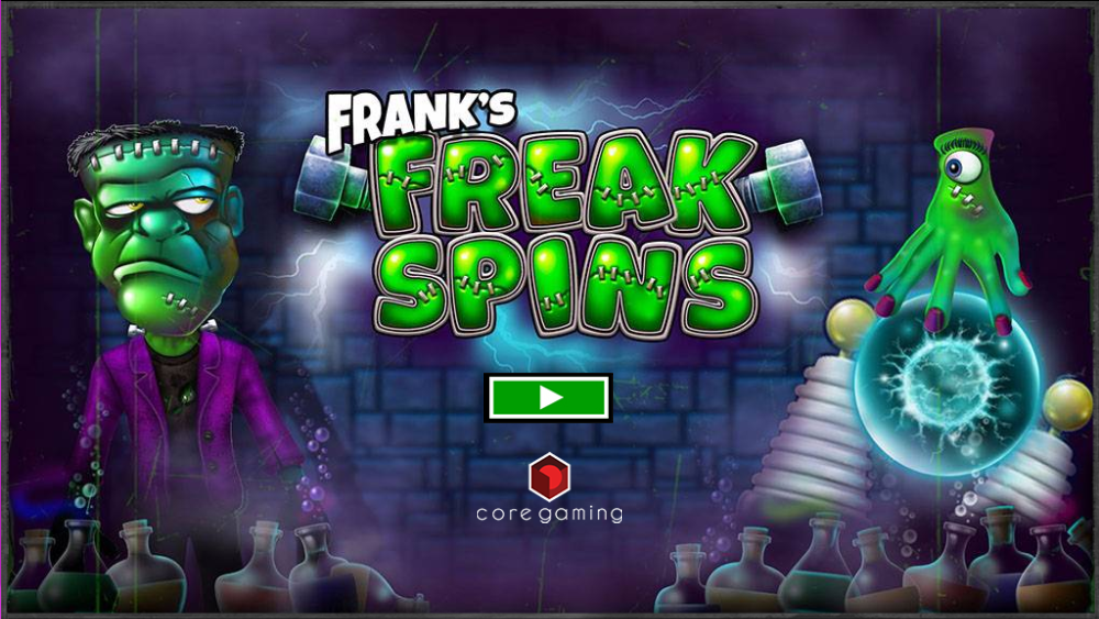 Franks Freak Spins Logo