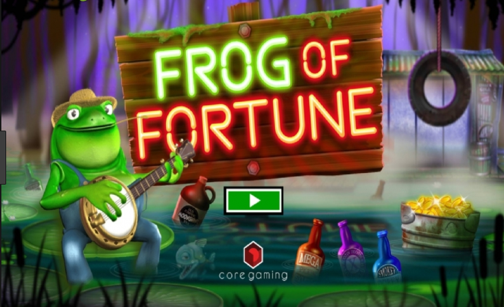 Frog Of Fortune Logo