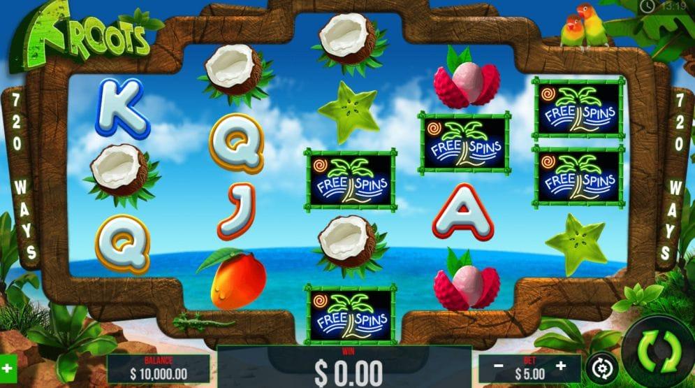 Froots Slot Gameplay Online