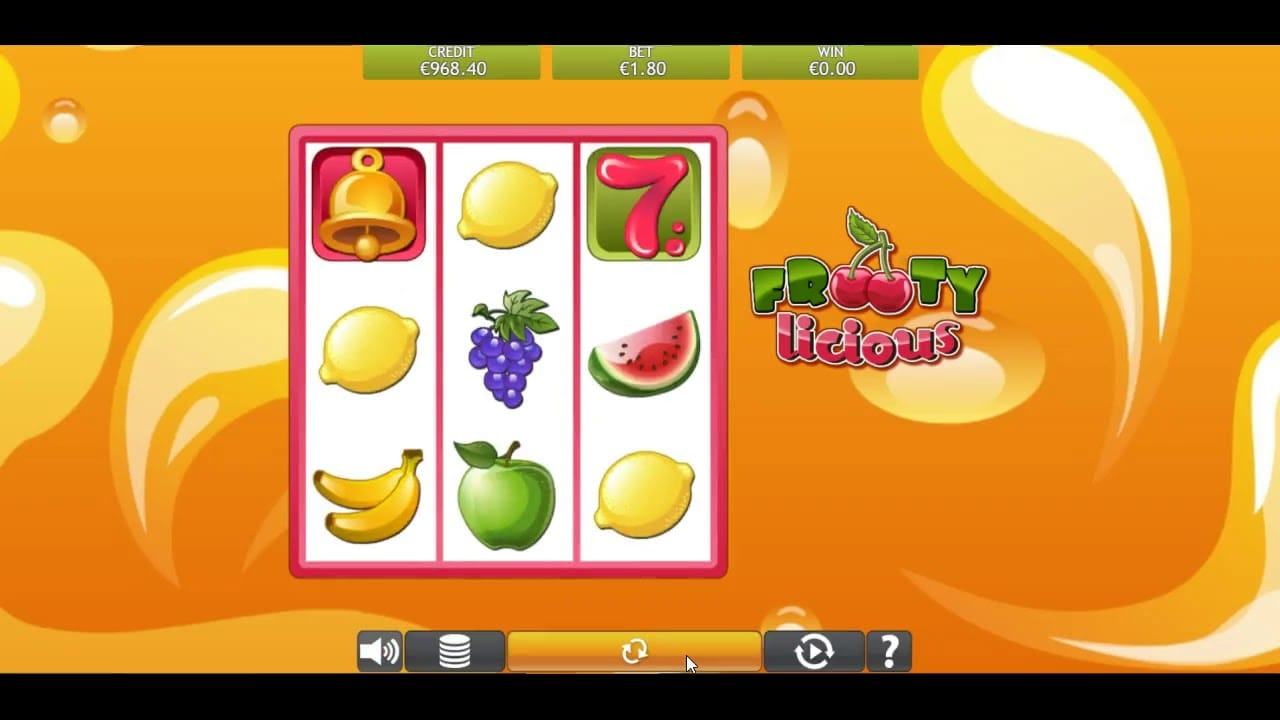 Frooty Licious Online Slot