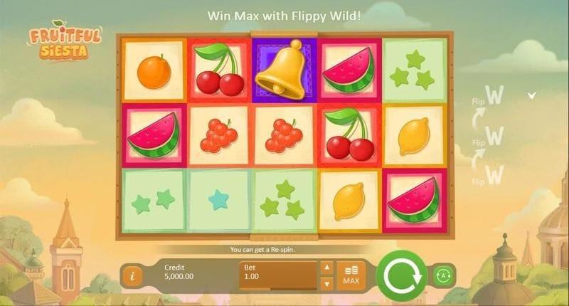 Fruitful Fiesta Slot Mega Reel Gameplay