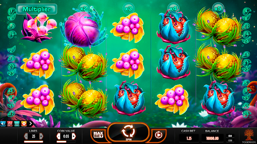 Fruitoids Slot Mega Reel Gameplay