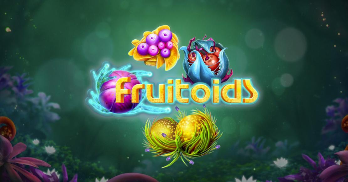 Fruitoids Slot Mega Reel Banner