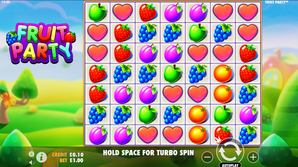 Fruit Party Slot Game
