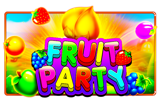 Fruit Party Slot Mega Reel