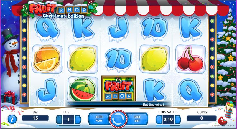Fruit Shop Christmas Gameplay
