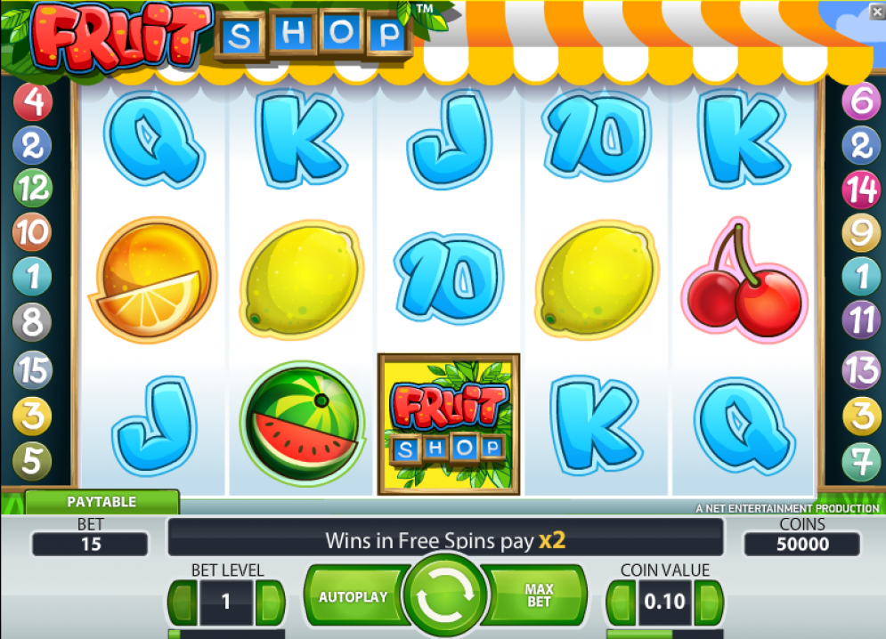 Fruit Shop Gameplay