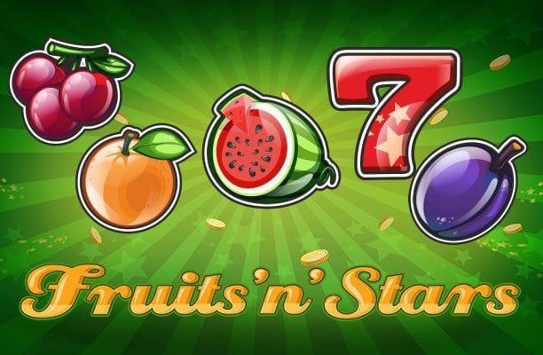 Fruits'N'Stars Slot Mega Reel Banner