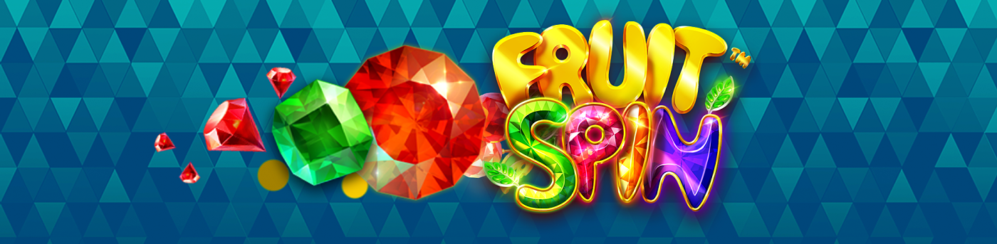 Fruit Spin Slot Mega Reel Banner
