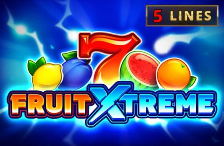 Fruit Xtreme: 5 Lines Slots Mega Reel