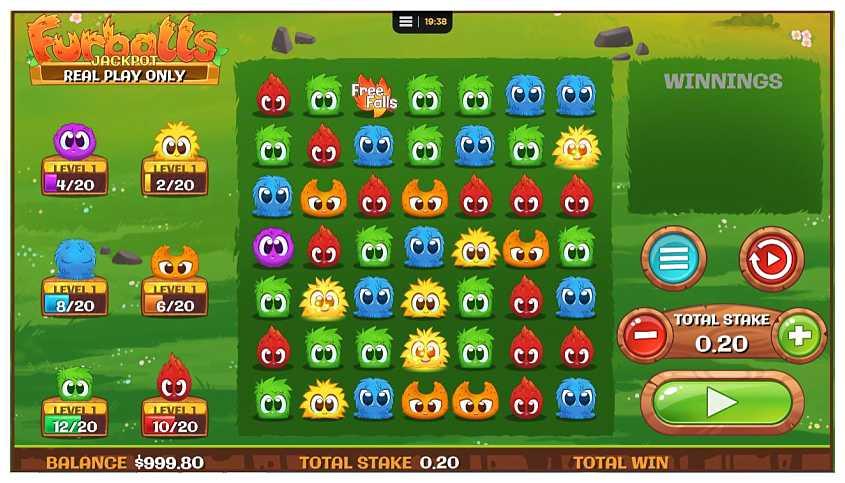 Furballs Slots UK