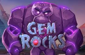 Gem Rocks Slots Logo