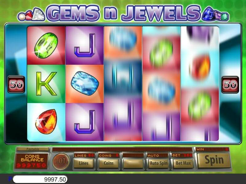 Gems n Jewels Slot Casino