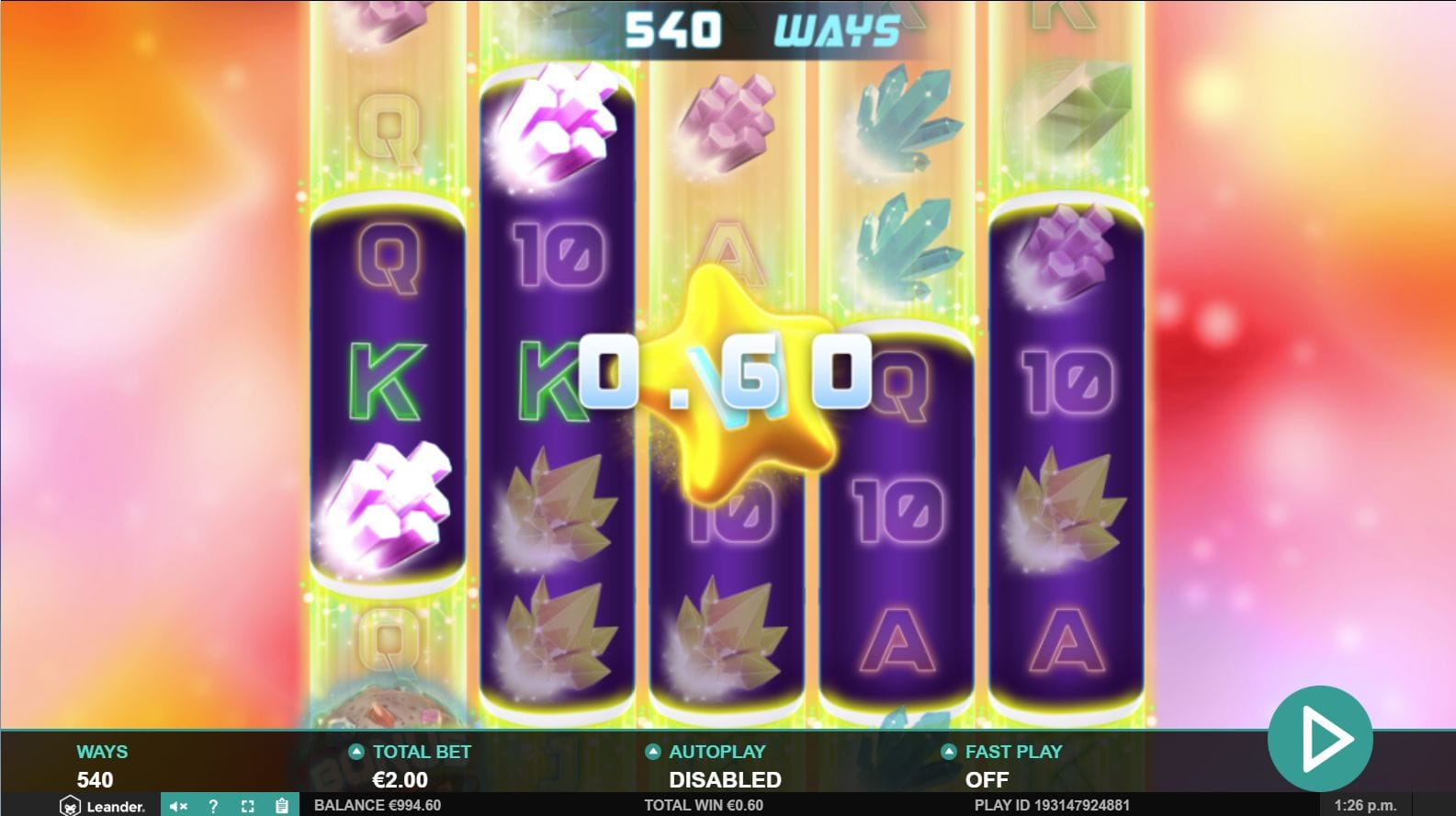 Gem Zone Dynamic Ways Slot Online