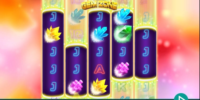 Gem Zone Dynamic Ways Slots Game