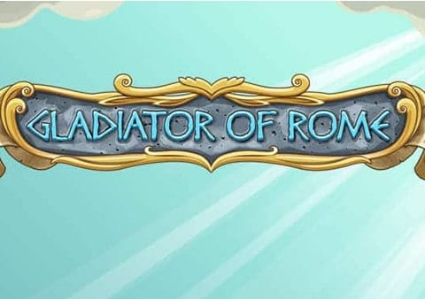 Gladiator or Rome Mega Reel Slot