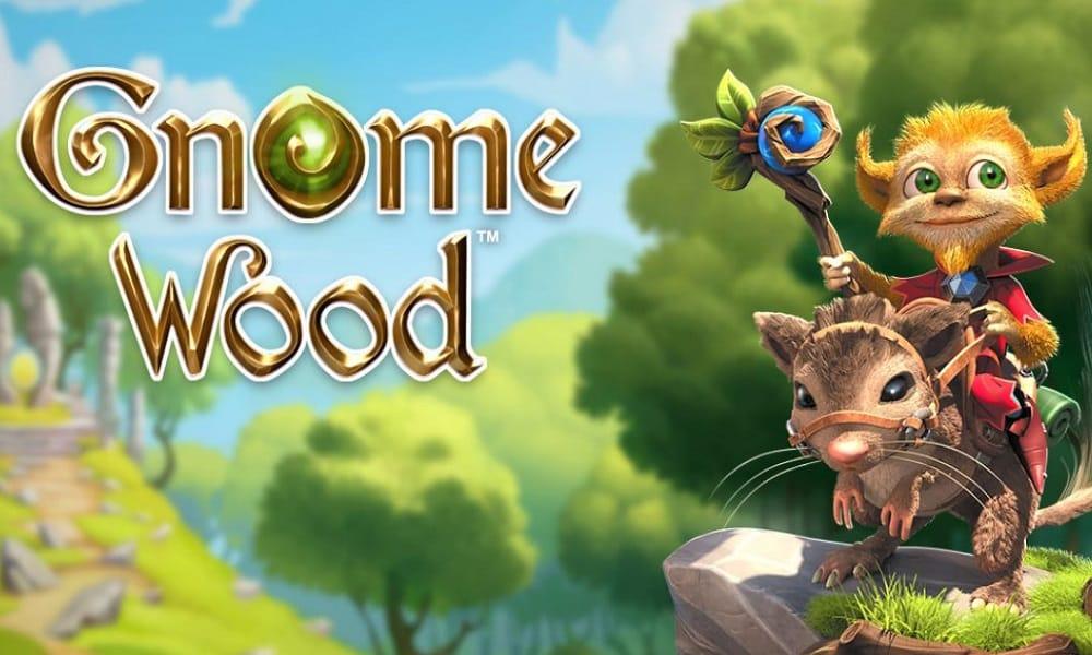Gnome Wood Slot Mega Reel