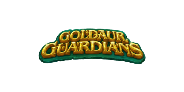 Goldaur Guardians Slot Logo Mega Reel