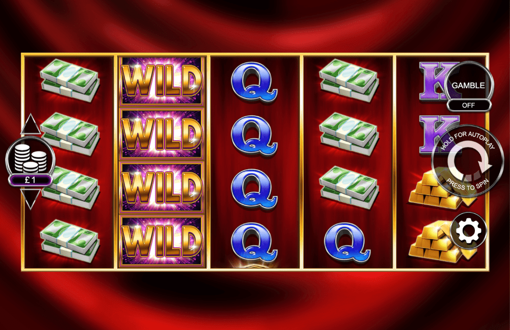 Gold Cash Free Spins Slot Games