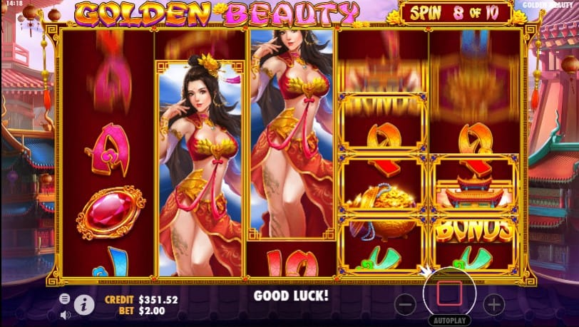 Golden Beauty Slots Game