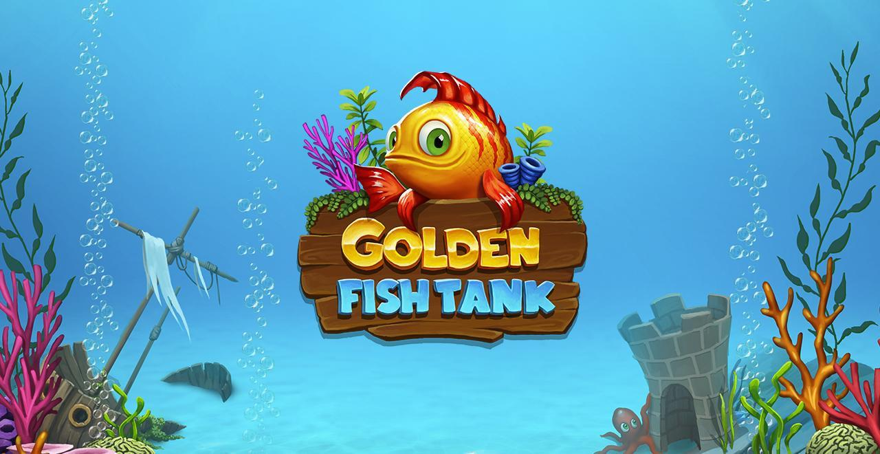 Golden Fishtank Slot Mega Reel Casino