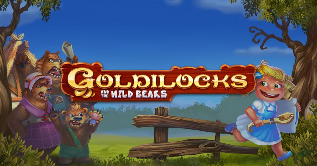 Goldilocks Slot Game 2019 Logo