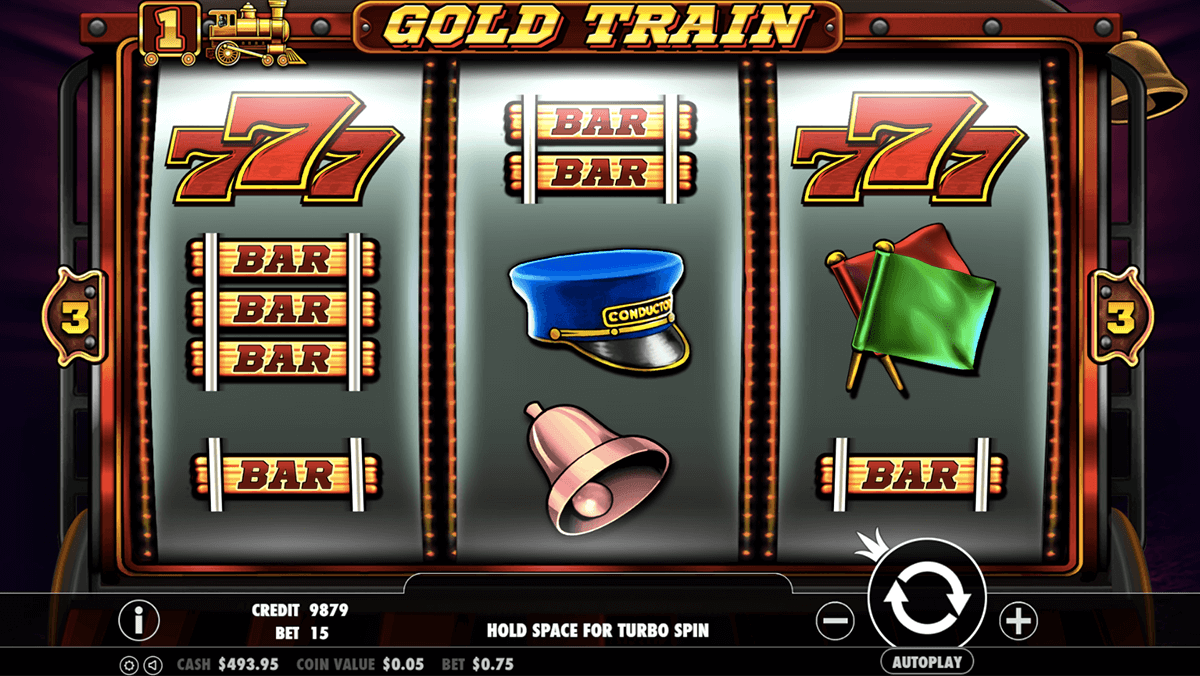 Gold Train Slot Casino Slot