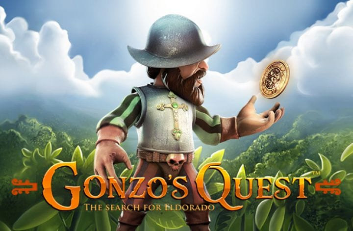 Gonzo's Quest Slot Free Image