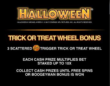 Halloween Bonus