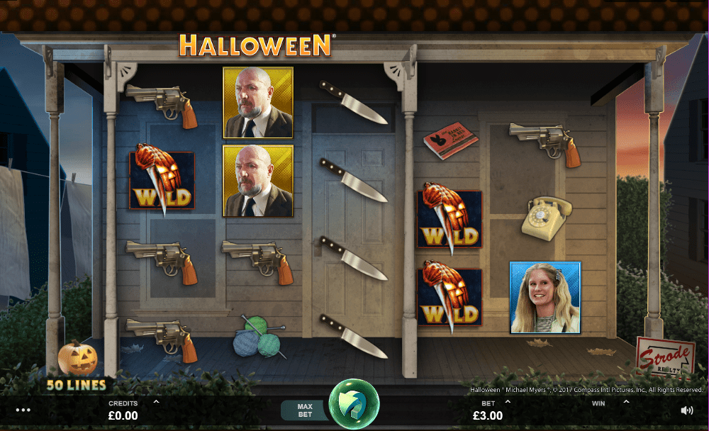 Halloween Gameplay