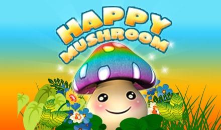 Happy Mushroom Slot Mega Reel