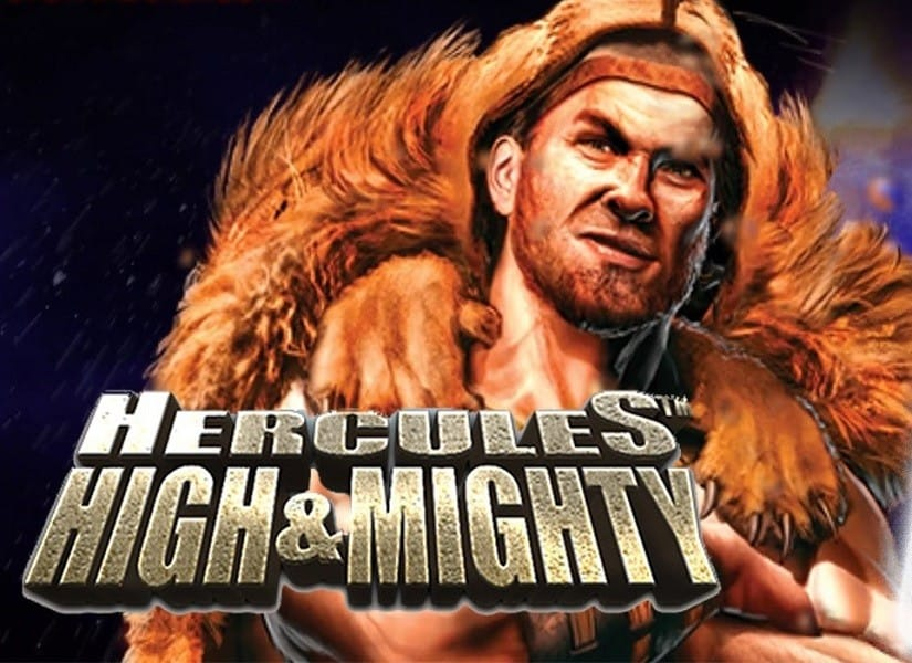 Hercules High And Mighty Logo