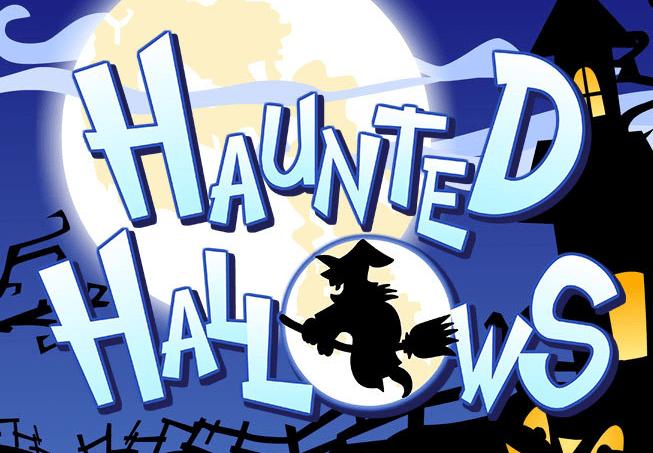 Haunted Hallows Slot Mega Reel