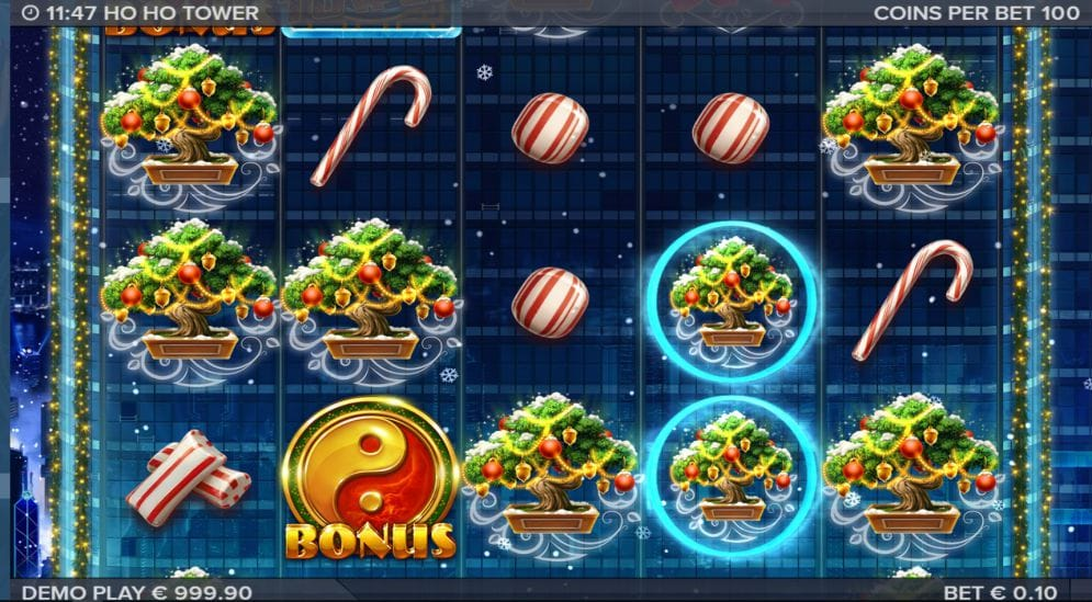 Ho Ho Tower Slot Game