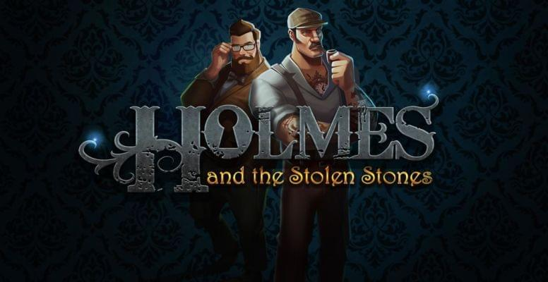 Holmes and the Stolen Stones Slot Mega Reel