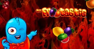 Hot Frootastic Slot Game Logo