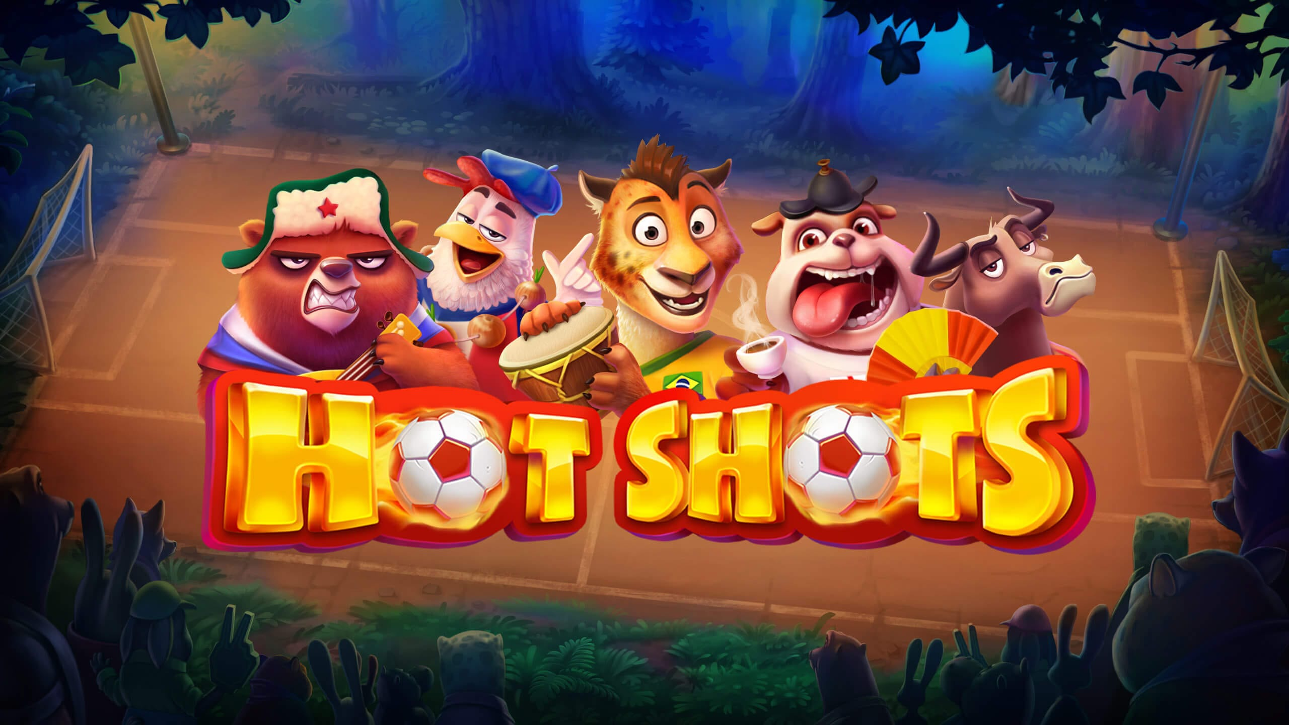 Hot Shots Slot Mega Reel