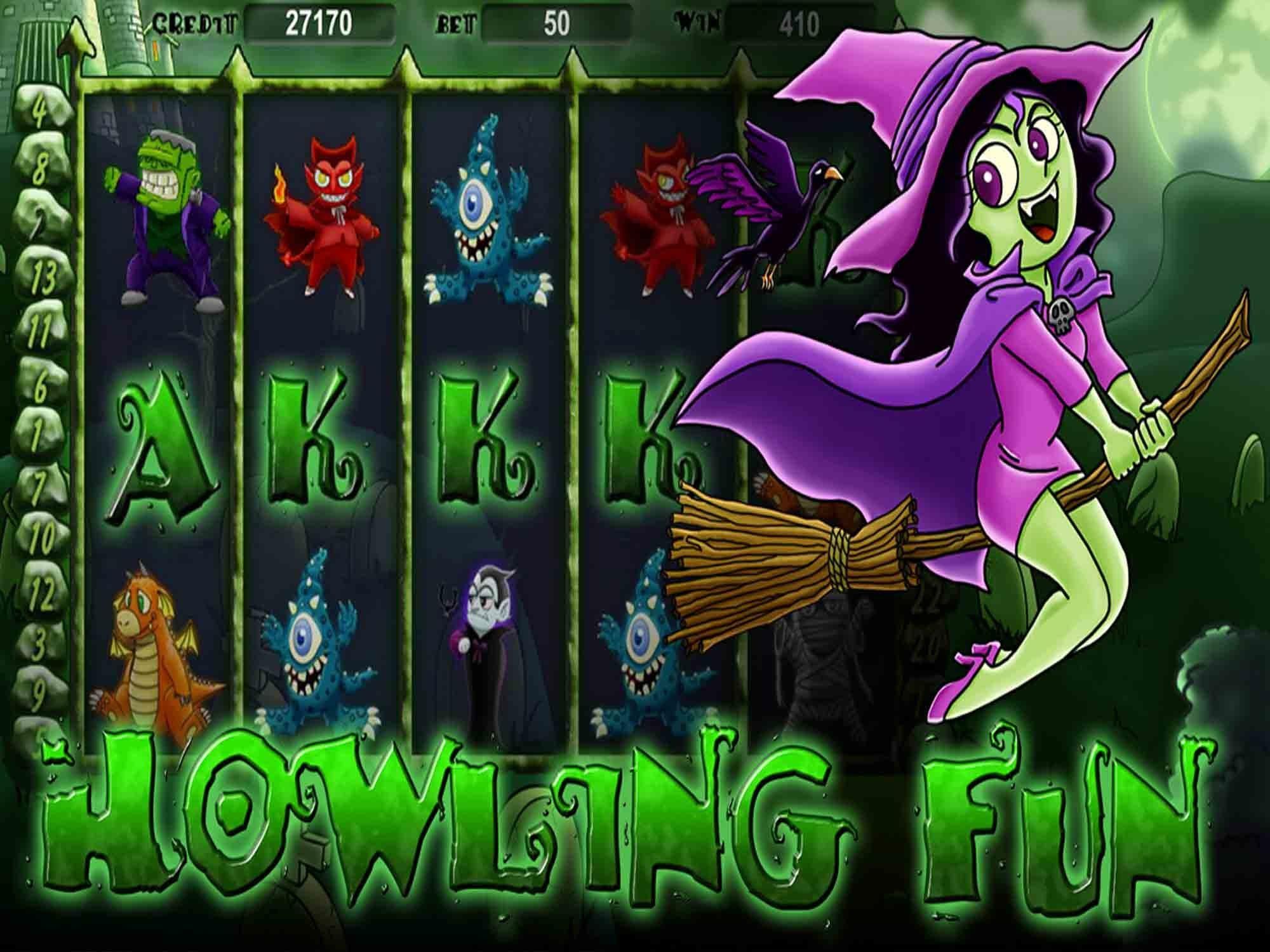 Howling Fun Slot Uk Game