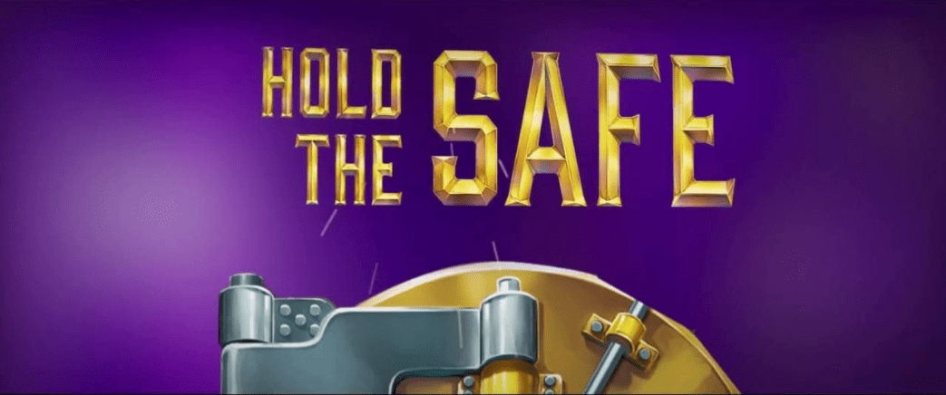 Hold The Safe Jackpot Logo