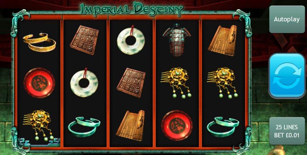 Imperial Destiny Casino Game