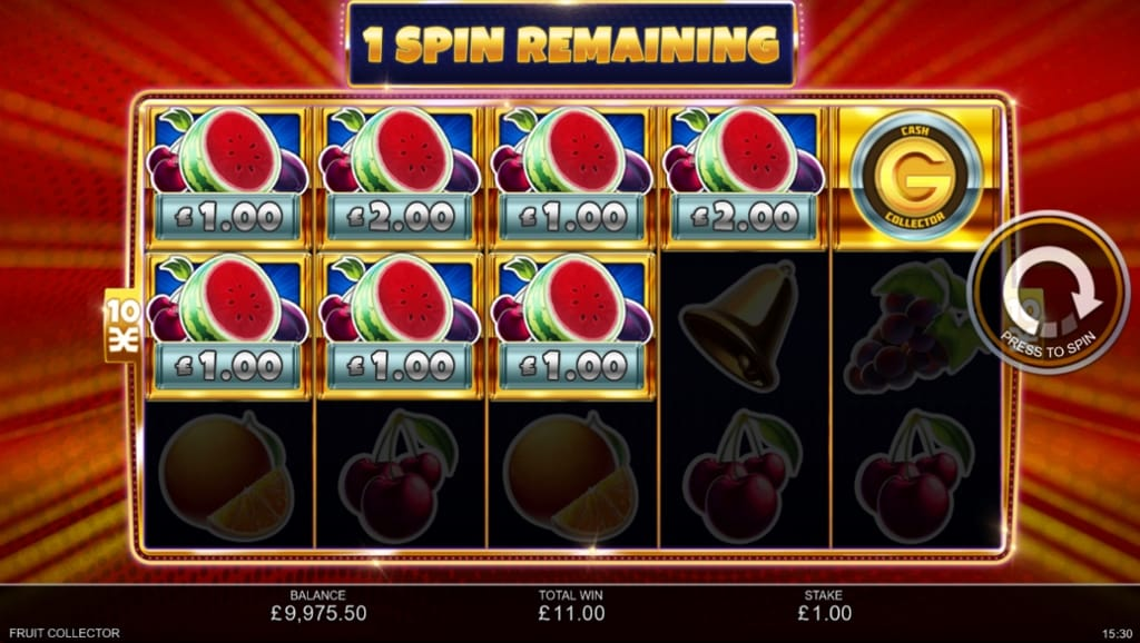 Fruit Collector Free Slots Online
