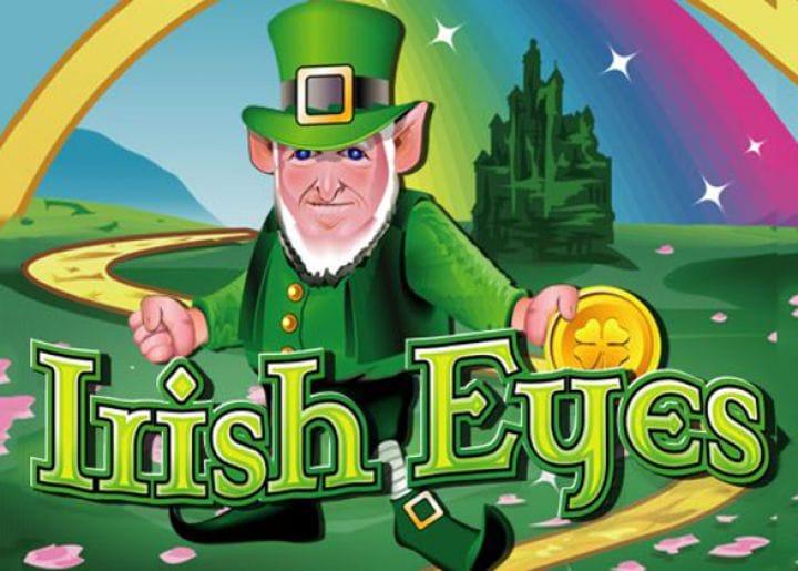 Irish Eyes Slot Review Logo