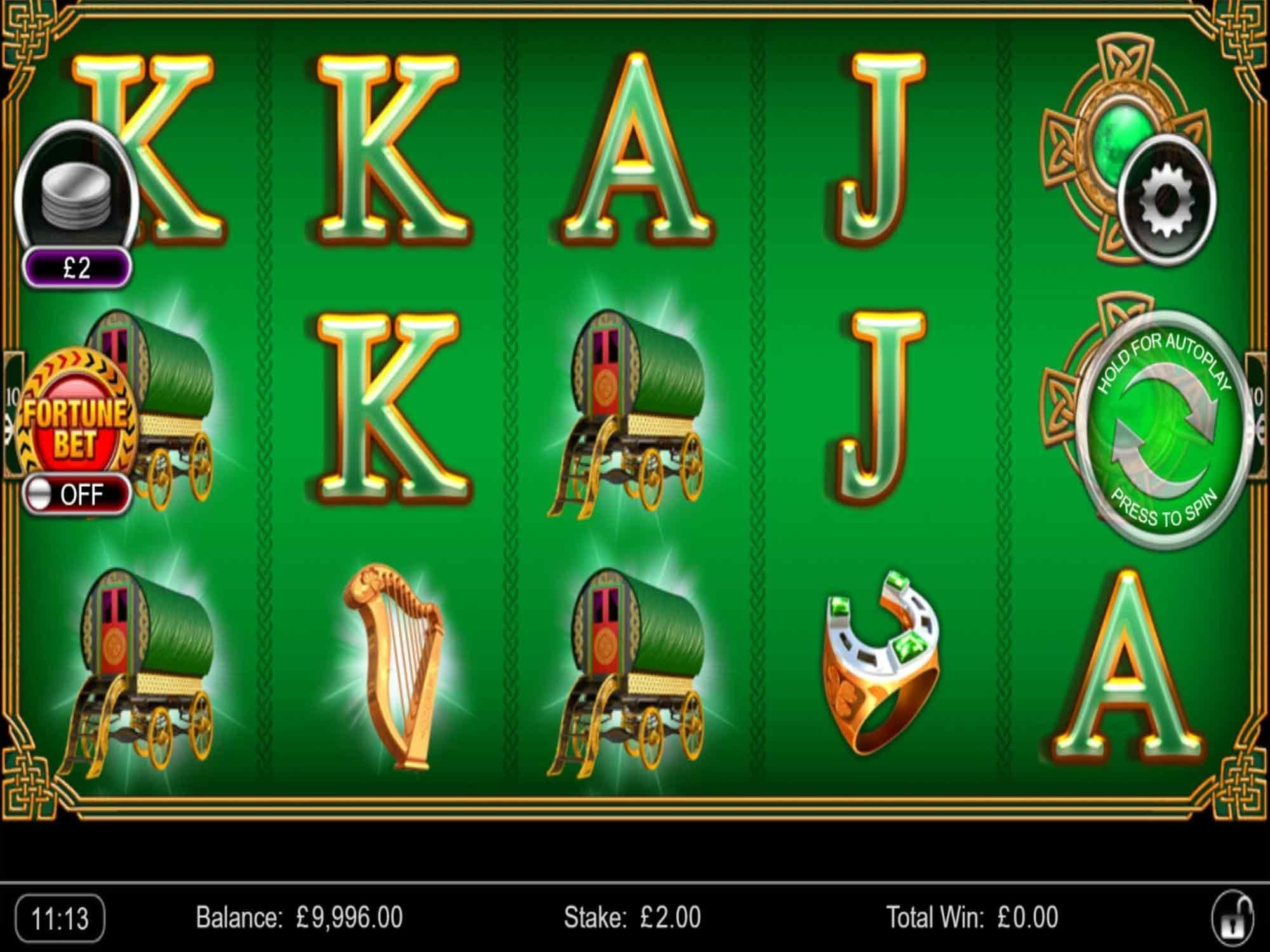 Irish Fortune slots