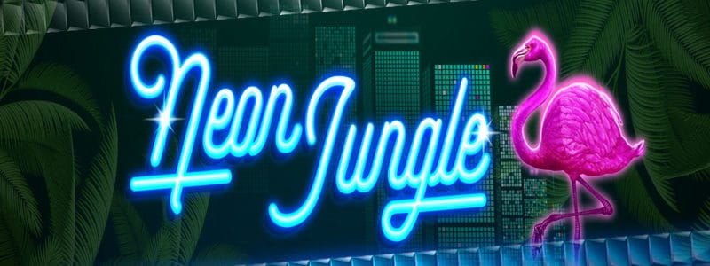 Neon Jungle Slots Mega Reel