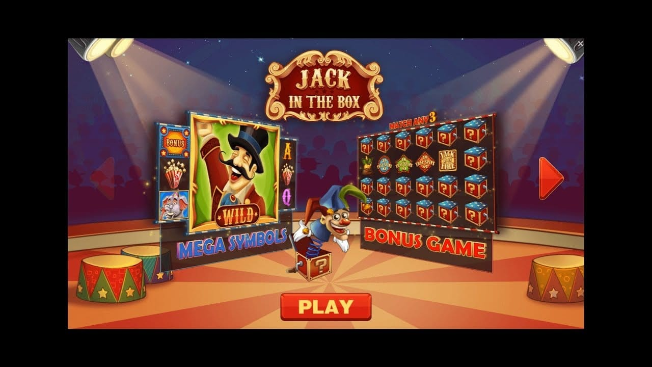 Jack in the Box Slot Casino Game